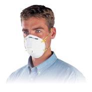 P1 Cup Shaped Respirators 8710E
