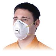 P1 Cup Shaped Respirators 8812