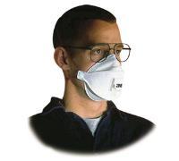 P3 Foldable Respirator 9332