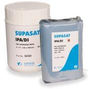 Pre-Saturated IPA/DI Wipes