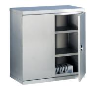 Stainless Steel Cupboards Small