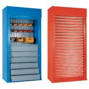 Roller Shutter Drawer Cabinet
