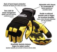 Projex Series Heavy Duty Leather Glove