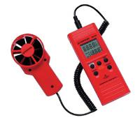 Amprobe Anemometer with Precision Vane