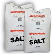 Granular Road Salt