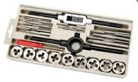Tap and Die Set 21 Piece Metric