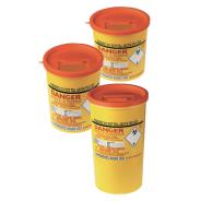 Sharps Containers Slim
