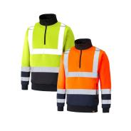 Dickies Hi-Vis Two-Tone Sweatshirt