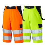 Dickies Industrial Hi Vis Shorts