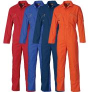 Dickies Redhawk Zip Boiler Suit