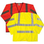 Hi-Vis Vest Long Sleeve