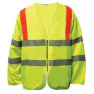 Hi-vis Biker Jacket