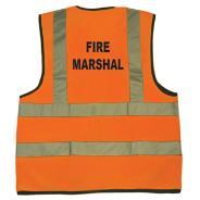 Fire Marshal Vest