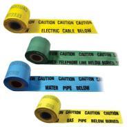 Underground Detectable Tape