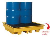 4-Drum Spill Pallet