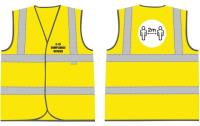 Dependable COVID-19 Hi-Vis Vests