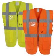 Dependable Hi-Vis Executive Vests