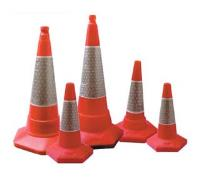 Reflectorised Traffic Cones