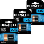 Duracell High Power Lithium Batteries