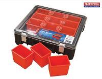 Faithfull Plastic Organiser Tray 15