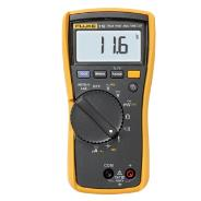 Fluke 116 HVAC Multimeter with Temperature & µA