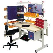 CA HD Cantilever Bench System