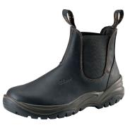 Dealer Safety Boots Black