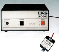 MC-70L Power Supply CB-05 Control Box