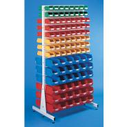 Double Sided Bin Rack Sets