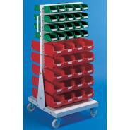 Double Sided Trolley and Bin Sets