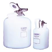 Self-Close Corrosive Containers