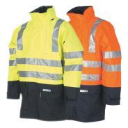 Siopor FR AST Hi-Vis Jackets