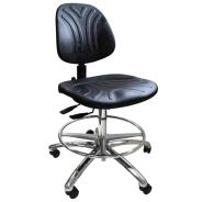 KDM Cleanroom Chair Praktic ESD-Safe