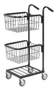 Kongamek Two Basket Mini Trolley