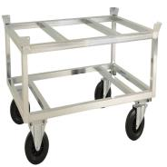 Raised Pallet Truck with Pallet Holder