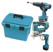 18V MXT Drill & Jigsaw Kit