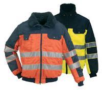 Livigno Hi-Vis Bomber Jacket