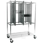 Horizontal PCB Holding Carts