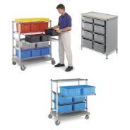 Extendable Shelf Storage System