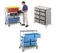 Extendable Shelf Storage System