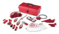Electrical & Valve Lockout Kit(Master Lock)