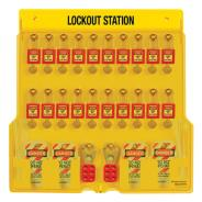 20 Lock Lockout Stations(MasterLock)