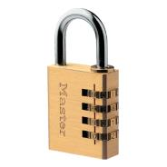 Combination Padlock, 4 Digit