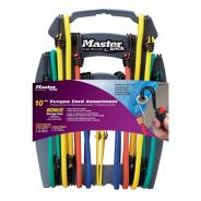 Master Lock Tiwn Wire Bungee Cords
