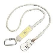 Titan B1 Shock Absorbing Lanyard With Snap Hook