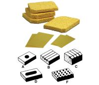 Tip Cleaning Sponges