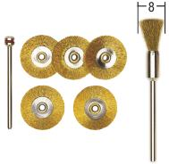 Brass Brushes/Wheels
