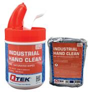 QTEK Industrial Hand Clean Wipes