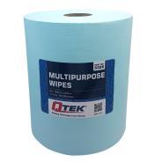 Multipurpose Wipe Roll Blue