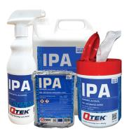 Pure IPA Fluid, Wipes and Spray